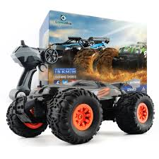 Black/ Green TOYABI Big Wheel Monster Truck Large Remote Control RC ... 112 Amphibious 24g Climbing Big Wheel Truck Military Vthunder Pickup Remote Control 114 Size Scale Lights And Amazoncom New Bright 61030g 96v Monster Jam Grave Digger Rc Car Case Maxxum Red Tractor Whitch Rock Crawlers Best Trail Trucks That Distroy The Competion 2018 Large Big Racer Vintage Buggy Old As Is Velocity Toys Graffiti Toyota Fj Cruiser 64v Trailer Rig Carrier 18 Wheeler Landking Radio Off Road Racing Choice Products 12v Ride On Semi Kids