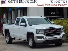 2017 GMC Sierra 1500 SLE In Melbourne, FL | GMC Sierra 1500 | Smith ... Ram Chevy Truck Dealer San Gabriel Valley Pasadena Los New 2019 Gmc Sierra 1500 Slt 4d Crew Cab In St Cloud 32609 Body Equipment Inc Providing Truck Equipment Limited Orange County Hardin Buick 2018 Lowering Kit Pickup Exterior Photos Canada Amazoncom 2017 Reviews Images And Specs Vehicles 2010 Used 4x4 Regular Long Bed At Choice One Choose Your Heavyduty For Sale Hammond Near Orleans Baton