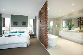 Simple Open Plan Bathroom Ideas Photo by Open Bedroom Bathroom Design Hondaherreros
