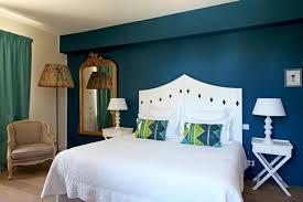 d馗o chambre bleu canard chambre bleu canard une couleur pour une chambre unique