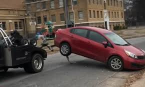 100 Do You Tip Tow Truck Drivers Determined Car Owner Hits The Gas And Breaks Free Of Tow