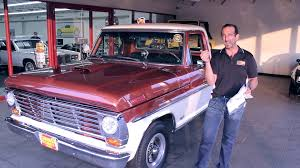 1967 Ford F100 Pickup Sale With Test Drive, Driving Sounds, And Walk ...