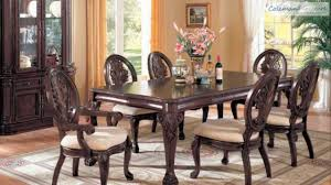 Bob Mackie Furniture Dining Room by Tabitha Leg Dining Room Collection From Coaster Furniture Youtube