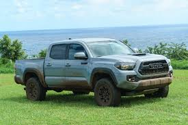 Off-Road In Hawaii With The 2017 Toyota Tacoma TRD Pro - 95 Octane 2019 Toyota Tundra Trd 4runner Tacoma Pro Just Got Meaner New 2018 Sport Double Cab 5 Bed V6 4x4 At Off Road Gets Tough With Offroad Trucks Autotraderca 6 Tripping The 2017 Trd Pro Archives Page 2 Of 9 The Fast Lane Truck Carson Pickup Truck Scion War Review Youtube Pro
