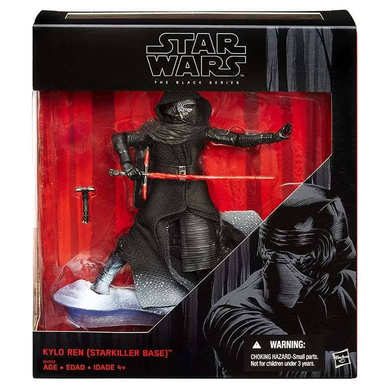 "Star Wars: The Black Series 6"" Kylo Ren (Starkiller Base)"