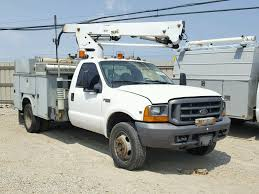 100 Trucks For Sale Reno Nv 1FDAF57S3XEA66316 1999 WHITE FORD F550 SUPER On In