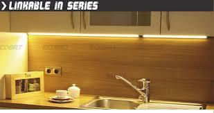 kitchen cabinet lights 2pcs lot 30cm 12v aluminum led