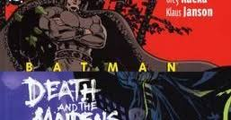 ComicAlly Batman Death And The Maidens Review Greg Rucka Klaus Janson