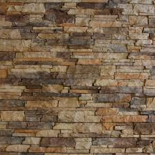 Stone Siding CustomFit Stack Panels Faux Stone Panels Native
