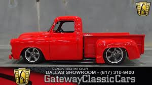 1954 Dodge Pickup Stock #141 Gateway Classic Cars Of Dallas - YouTube