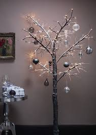 John Lewis Pre Lit Christmas Twig Tree 6ft On Gumtree Snowy