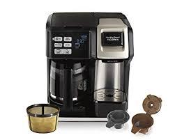 Hamilton Beach 49950C Coffee Maker Single Serve Full Pot Compatible