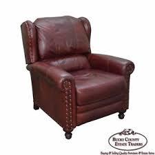 Bradington Young Sheffield Leather Sofa by Bradington Young Furniture Ebay