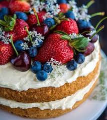 Cakes Decorated With Fruit by Easy Cake Decorating 5 Stunning Yet Easy Cake Decorating Ideas