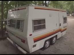 Tour Of 1980 16 Foot Winnebago Bumper Pull Camper