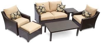 Portofino Patio Furniture Replacement Cushions by World Market Patio Umbrella Patio Outdoor Decoration