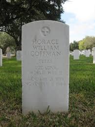 100 Coffman Trucks Horace William Hob 19191944 Find A Grave Memorial