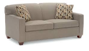 full size sleeper sofa with memory foam mattress pad bed sheet set