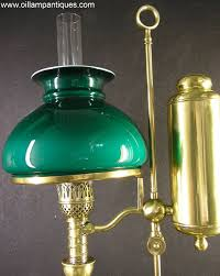Antique Brass Aladdin Lamps by Student Oil Lamp By Manhattan Brass Co Oil Lamp Antiques