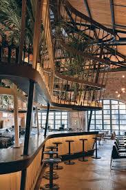 100 Autoban Kilimanjaro RestaurantCafeBar Restaurant Design Bar
