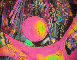 Mic UK Crystal Growth Videos Polarized Light micrography
