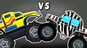 Monster Truck VS Zebra Monster Truck | Monster Trucks | Car Race ... Tiff Needell Volvo Fh Truck Vs Koenigsegg Twerking In Wild Party Ford Vs Chevy Bed Bending Competion Car Crash Compilation Videos Youtube A Police Blocked The Road Police Test Pickup Suv Which Is Safer Choice Are Trucks Becoming The New Family Consumer Reports Versus Race Track Battle Outcome Impossible To Predict Download Cape Cod Accident Report Genesloveme 2017 Nissan Titan Xd Review Autoguidecom Beamngdrive Cars 5