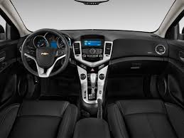Chevrolet Cruze Sedan Interior