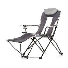 cing chairs with footrest 25 images wilson fisher navy chair