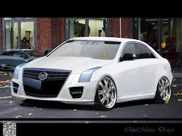 Cadillac Ats Coupe Custom wallpaper 5353