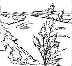 Good Landscape Coloring Pages 27 For Free Colouring With