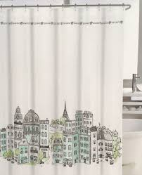 Tahari Home Curtains Yellow by Paris Shower Curtains Home Design Ideas And Pictures