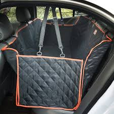 Amazon.com : Lantoo Dog Seat Cover, Large Back Seat Pet Seat Cover ... Pet Seat Cover Reg Size Back For Dogs Covers Plush Paws Products Car Regular Black Dog Waterproof Cars Trucks Suvs My You And Me Hammock Amazoncom Ksbar With Anchors Single Front Shop Protector Cartrucksuv By Petmaker On Tinghao Universal Vehicle Nonslip Folding Rear Style Vexmall Seat Cover Lion Heart Pets Lhp1 Heart Approved Eva Foam With Suvs And