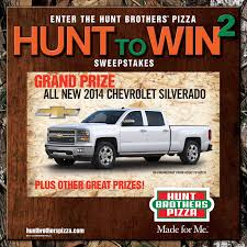 Hunt Brothers® Pizza Announces Return Of Hunt To Win Sweepstakes ... Pismo Sands Beach Club Make A Reservation Official Megaraptor Giveaway Tshirt 40 Chances To Win Defco Trucks Win Mustang Car Sweepstakes 2013 Sweeps Maniac Lexington Bbq Festival Ram Sweepstakes M L Ford 2018 Vehicle Sweepakeslistingstodaycom Diessellerz Home Winner And United Way Advocate Selects New Car That Sweeptsakes Bangshiftcom Upgrade The Brakes On A 1971 C10 Chevy Pickup Truck Wisconsin Super Dealers Daily Giveaways Builds Blog