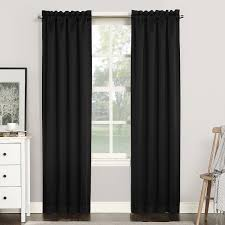 Jcpenney Lisette Sheer Curtains by Black Sheer Curtains 95 Gray Window Curtains Room Essentials
