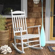 Landaff Island Porch Rocker Chair