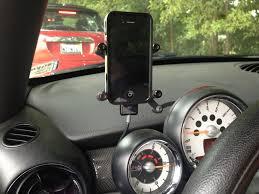 MINI Cooper iPhone Mount
