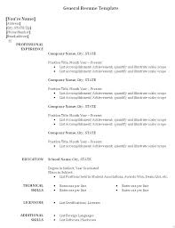 Resume Objective Examples General Employment With General Objectives