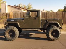 Intrest In Jeep Truck Conversion - Pirate4x4.Com : 4x4 And Off-Road ... Fewer People More Things Jeep Prices Jk8 Pickup Truck Cversion Jk Crew I It Pinterest Truck Wrangler Spring Over Trucks Cherokee Best Image Kusaboshicom Tj Kit Resource The Bruiser Cversions Super Cab Series Quadratec A Really Big 6x6 By Youtube Renegade Modified As Tribute To Comanche Jkforum Custom Bed Cventional Bible On Twitter Httpst