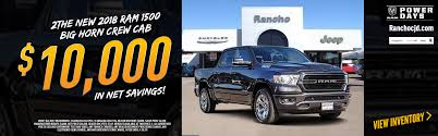 Rancho Chrysler Jeep Dodge Ram | New & Used Cars Dealer In San Diego