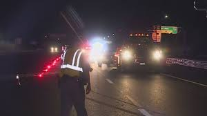 Driver Dies After Crash Into Work Truck On Highway 50 In Rancho ...