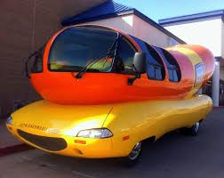 Oscar Mayer Weiner Truck - They Will Be At #WOMMU | Mobile Food ...
