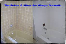 Fiberglass Bathtub Refinishing Phoenix Az by Ceramic Tile Reglazing