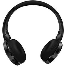 Kimitech Bluetooth Headphones Over Ear Speaker Wireless Headset Foldable with Mic Wired and Wireless Headphones for Cell Phone TV PC