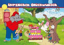 herzlichen glückwunsch comic echte postkarten versenden