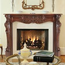 Rustic Fireplace Mantel Shelf White Lowes Mantels Home Depot