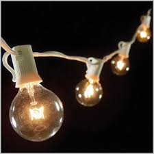 outdoor clear globe string lights 盪 lovely light bulb replacement