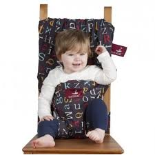 chaise bébé nomade chaise nomade bébé totseat alphabet une cuillère pour doudou