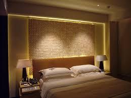 Bedroom Lighting Ideas Light Wood Furniture Lights Glowy Cups Inspiring