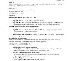 Basic Resume Templates For High School Students Example Of Student College Sample Download X Ideas