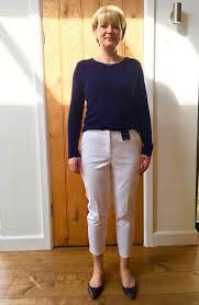 best tailored cropped trousers for women over 40 midlifechic